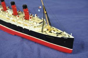 RMS Mauretania (1:600)