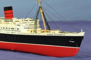 RMS Queen Elizabeth (1:600)