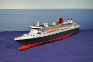 RMS Queen Marry 2 (1:400)
