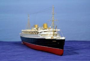 SS Bremen IV (1:500)
