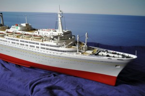 SS Rotterdam (1:200)