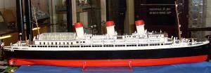 SS Cap Arcona (1:200)