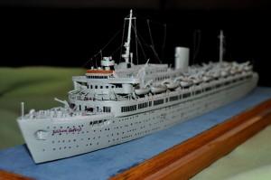 MS Wilhelm Gustloff (1:400)