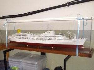 SS Canberra (1:200)