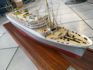 SS Nieuw Amsterdam (1:200)